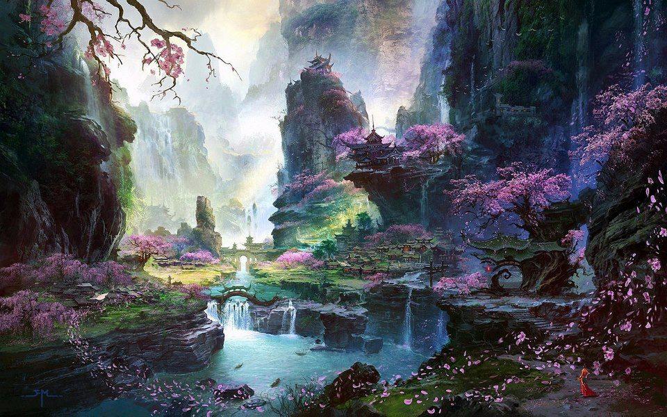 Mystical Landscapes 70279 | UPSTORE