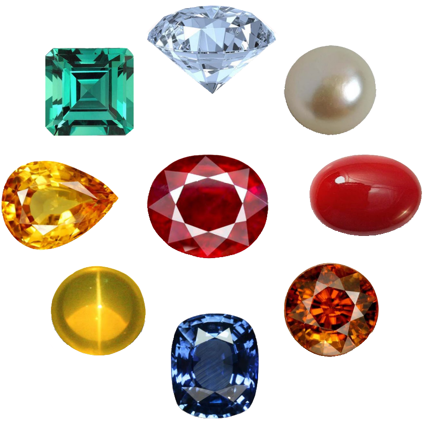 planet s for ebay gem semi navratan rashi itm om nine zodiac stone precious gemstone ratna pendants